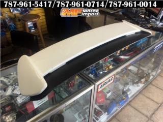 Honda Civic Type R 96-99 EK9 TR Rear Wing Puerto Rico MF Motor Import