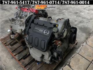 Mazda MPV 2005 3.0L V6 Engine Puerto Rico MF Motor Import