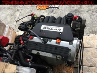 Honda CRV K24A1 2002-2006 2.4L Engine Only Puerto Rico MF Motor Import