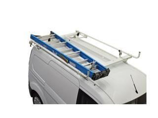 rack doble escalera quick to lock para trans/ Puerto Rico Car armor,INC