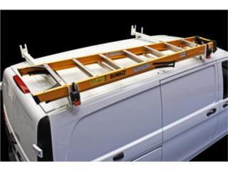 rack doble barra para van mini y full Puerto Rico Car armor,INC