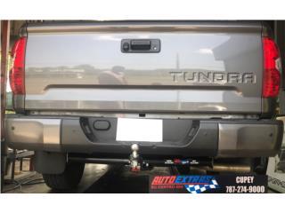 Pega de arrastre para diferentes vehiculos Puerto Rico AUTO EXTRAS SU CENTRO 4 X 4