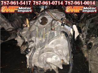 !! Trans Automatica Honda Civic D17 01-05 !! Puerto Rico MF Motor Import