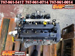 Mazda 3 2006-2009 2.0L Engine Only !! Puerto Rico MF Motor Import