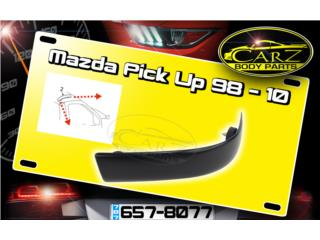 BARETA de Capota Mazda PICK UP 1998 - 2010  Puerto Rico CARZ Body Parts
