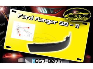 BARETA de Capota Ford RANGER 1998 - 2011 Puerto Rico CARZ Body Parts