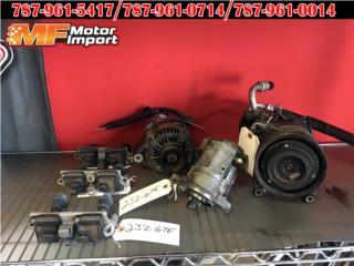 Piezas Usadas Para 2JZ GTE En Buen Estado! Puerto Rico MF Motor Import