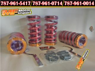 COILOVER PARA HONDA CIVIC 88-00 DISPONIBLES! Puerto Rico MF Motor Import