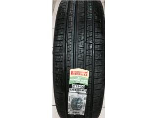 235-65-19 Pirelli Scorpion Verde 109V Puerto Rico CENTRO GOMAS SAVARONA