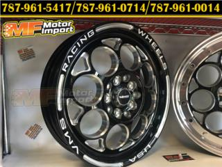 Disponibles! VMS WHEELS RACING !! Puerto Rico MF Motor Import
