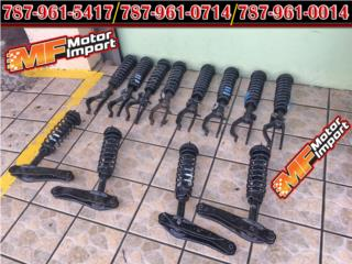 Suspencion JDM Integra Type R DC2 OEM Shocks Puerto Rico MF Motor Import