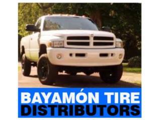 Gomas 235/80-17 usadas con garantia Puerto Rico Bayamon Tire Distributors