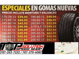 Especial de Gomas Puerto Rico Top Solution Speed