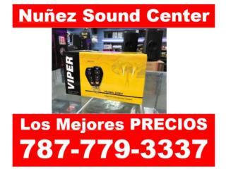$118.00 ALARMA VIPER - INSTALADA!!!! Puerto Rico NUNEZ SOUND CENTER