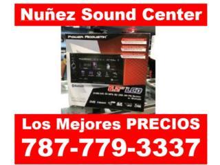 $119.00 Bluetooth CD/DVD - PowerAcoustic Puerto Rico NUNEZ SOUND CENTER