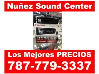 Radios Musica/Car Stereos  Puerto Rico