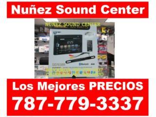 ** WOW ** $119.00! TOUCHSCREEN CON CAMARA REVERSA Puerto Rico NUNEZ SOUND CENTER