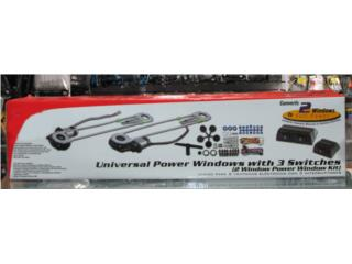 SET POWER WINDOW PARA 2 PUERTAS Puerto Rico NUNEZ SOUND CENTER