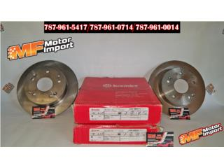 2 Rear Disc Brake Brembo Acura Integra Type  Puerto Rico MF Motor Import