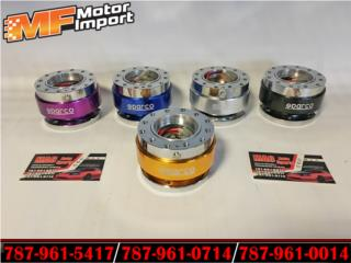 QUICK RELEASE VARIOS COLORES DISPONIBLES! Puerto Rico MF Motor Import
