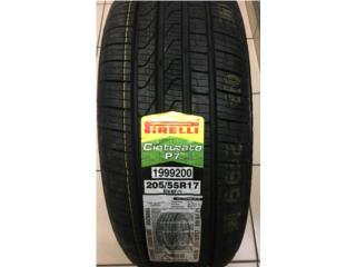205/55R17 Pirelli Cinturato P7 RFT Puerto Rico CENTRO GOMAS SAVARONA