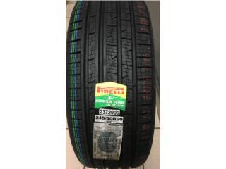 245/50R20 Pirelli Scorpion Verde 102v Puerto Rico CENTRO GOMAS SAVARONA