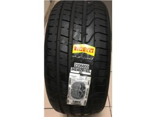 245/40ZR19 Pirelli PZero Puerto Rico CENTRO GOMAS SAVARONA