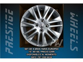 AROS YARIS EUROPEO 15