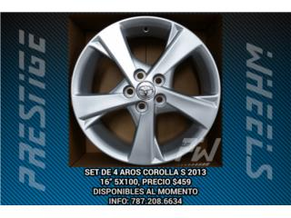AROS COROLLA S 2013 16