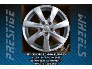 AROS CAMRY EUROPEO 17
