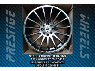 AROS SPIKE RACING 17