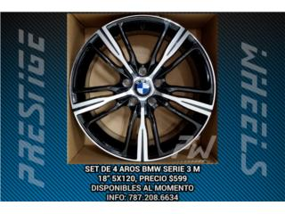 AROS BMW SERIE 3 M 18