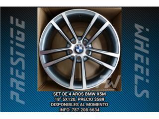 AROS BMW X5M 18