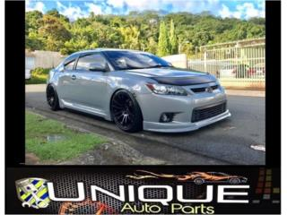 Front Lip Scion TC 11-13 Puerto Rico UNIQUE AUTO PARTS