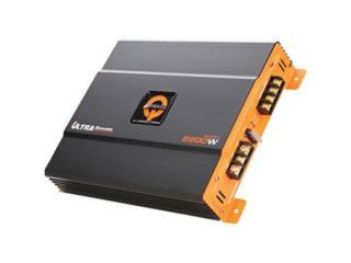 Planta Quantum 2200 Watts 2 canales. Puerto Rico Top Electronics