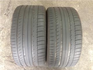 2 GOMAS 325/30/21 MICHELIN Puerto Rico Import Tire