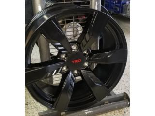 AROS TRD 20 X 9 PARA TACOMA, 4RUNNER, ETC... Puerto Rico All Wheels Accesories