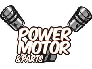 Motor Cadillac SRX 3.6 2005 Puerto Rico POWER MOTOR & PARTS
