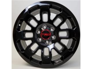 NEW TRD 17  - NEGRO BRILLOSO Puerto Rico aroshop