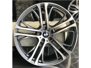 BMW X5/X6 22X10 & 22X11 MOD225 Puerto Rico IMPORT PLUS WHEELS