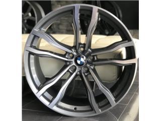 BMW X5/X6 22X10 & 22X11 MOD237 Puerto Rico IMPORT PLUS WHEELS