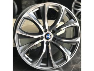 BMW X5/X6 22X10 & 22X11 MOD232 Puerto Rico IMPORT PLUS