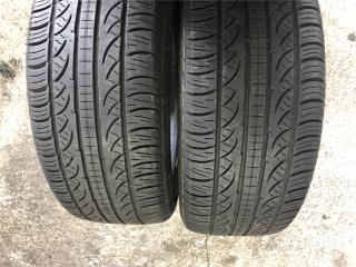 2 GOMAS 245-45-19 PIRELLI Puerto Rico Import Tire