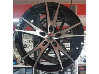 Aros 18 x 8.0, 5 x 114.3 Para Auto Japones Puerto Rico All Wheels Accesories