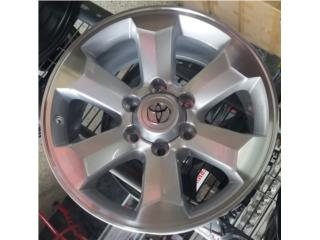 Aros 18 x 8.0, 6 x 139.7 Para Tacoma, Etc Puerto Rico All Wheels Accesories
