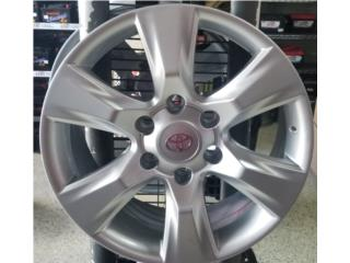 Aros 18 x 8.0, 6 x 139.7 Para Tacoma, Etc.. Puerto Rico All Wheels Accesories