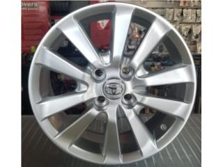Aros 15 x 6.5, 4 x 100 Para Yaris, Prius, Etc Puerto Rico All Wheels Accesories