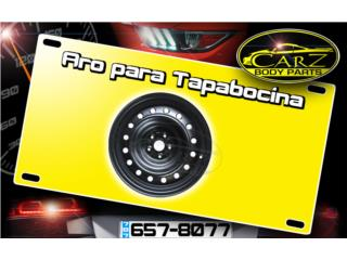 ARO de Lata para Toyota YARIS Puerto Rico CARZ Body Parts