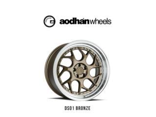 AODHAN DS01 - 18X8.5 - 5X114.3 - BRONZE Puerto Rico aroshop