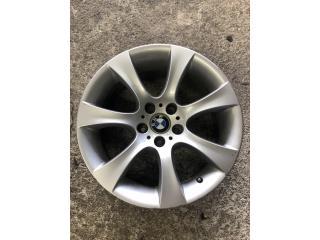 2 AROS DELANTEROS BMW SERIE 5 Puerto Rico Import Tire